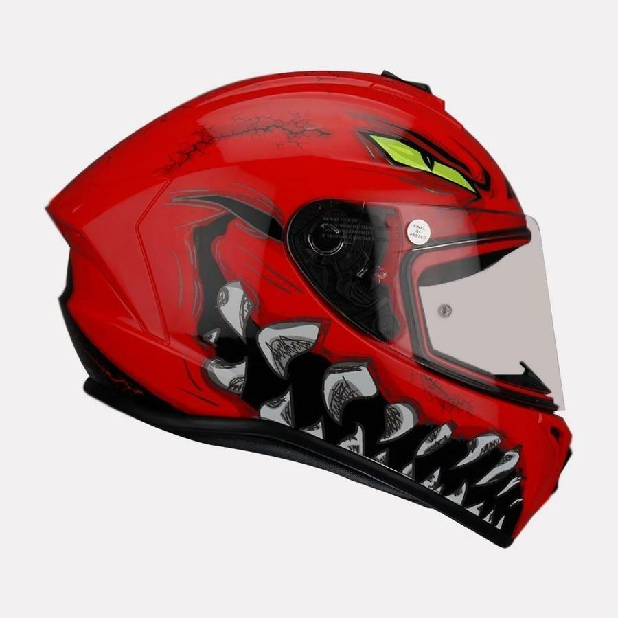 AXXIS Draken B Forza Helmet