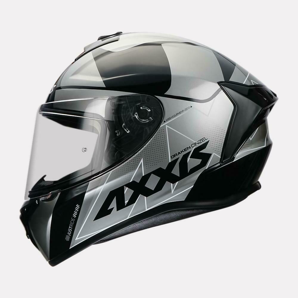 Axxis Helmet Draken B Cinzel Gloss