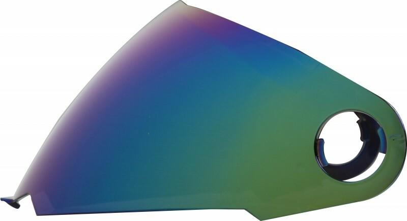 Steelbird SBA-1 Air Rainbow Visor