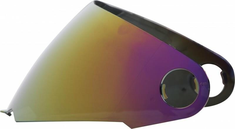 Steelbird SBA-1 Air Gold Visor
