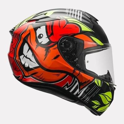 MT Helmet Targo Truck A3 GLOSSY RED
