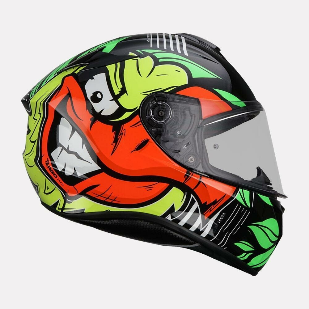 MT Helmet Targo Truck A2 FL YELLOW