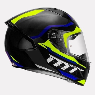 MT Helmet Stinger B Supra C7 GLOSSY BLUE