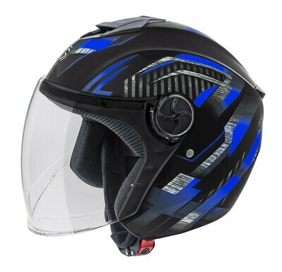 CITY DX - D2 BLACK BLUE