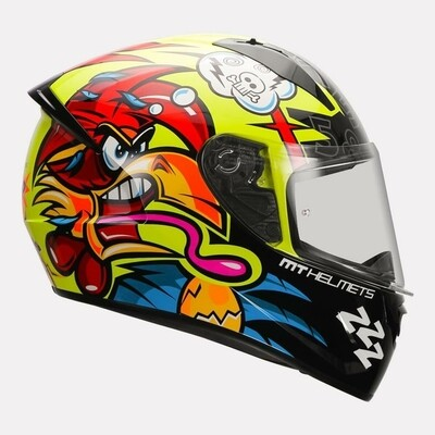 MT Helmet Stinger B Braap A3