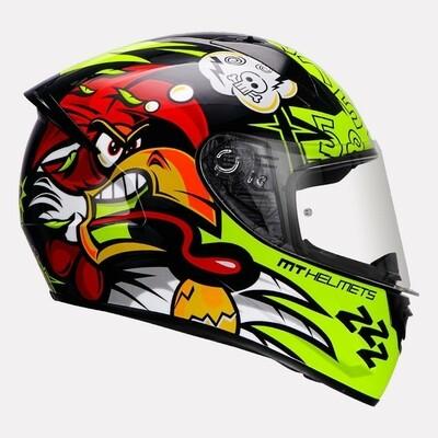 MT Helmet Stinger B Braap L