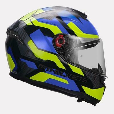 MT Hummer Scratch A17 Gloss BLUE
