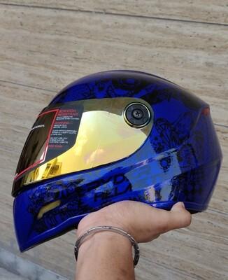 RYDER MADMAX GLOSSY BLUE