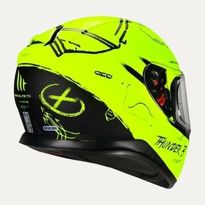MT Helmet Thunder3 SV Board Gloss SIZE M