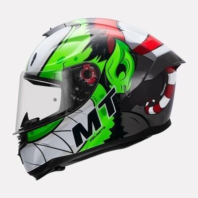 MT Helmet Hummer Melkor Gloss