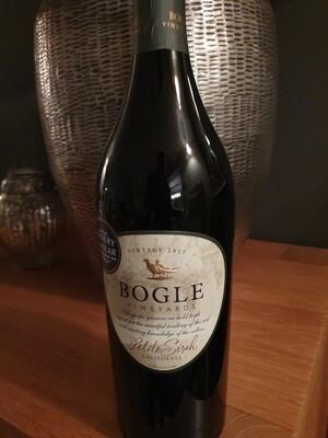 Bogle Vineyards Petite Sirah Californië
