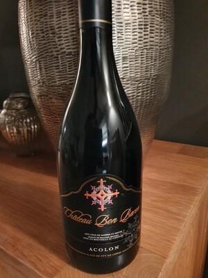 Acolon - Château Bon Baron - Belgische wijn