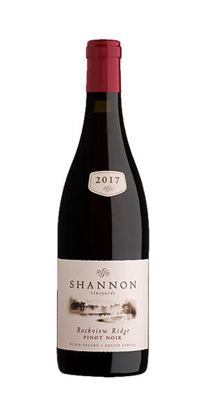 Pinot Noir Rockview Ridge Shannon Vineyards RSA