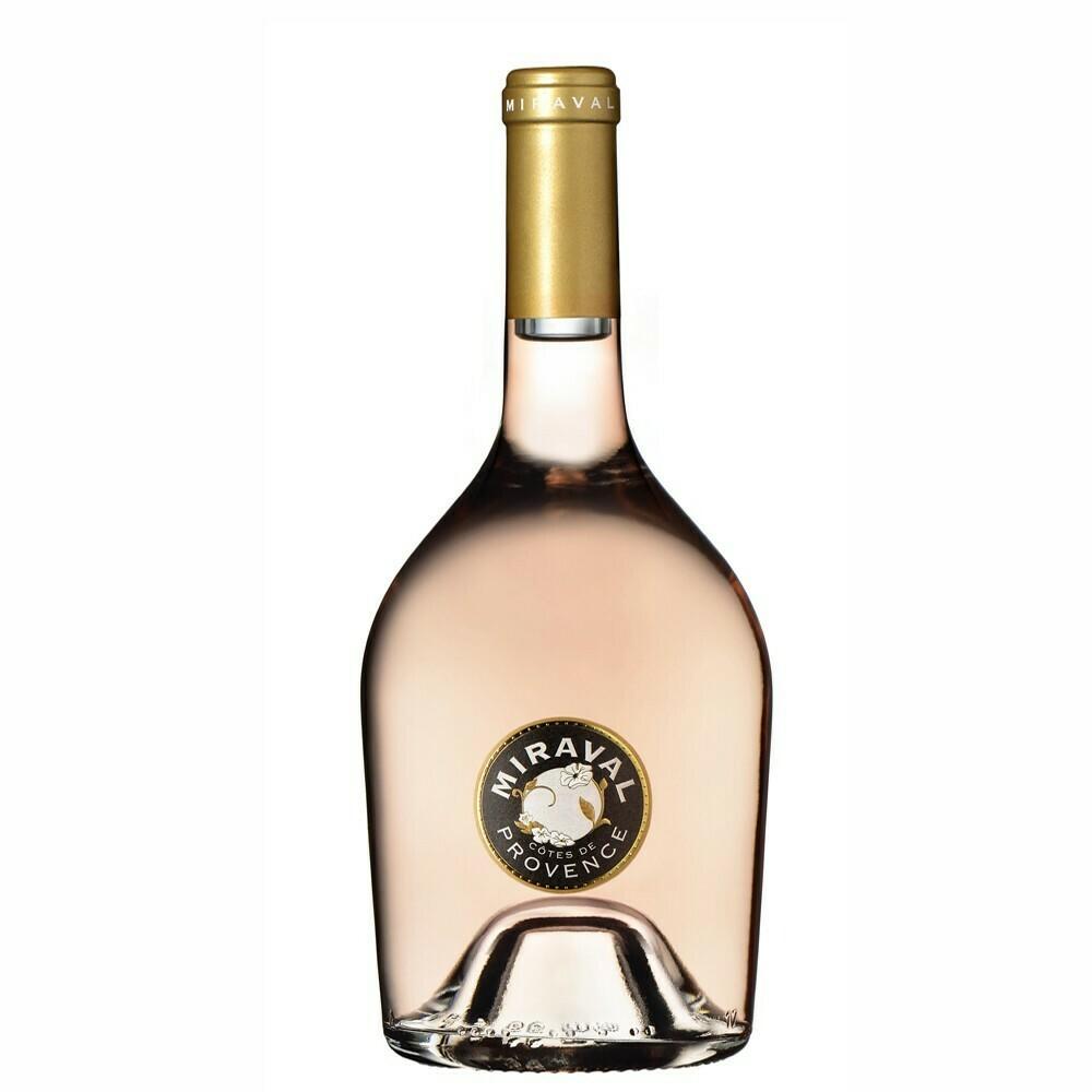 Miraval rosé Côtes-de-Provene - Brad Pitt/Angelina Jolie