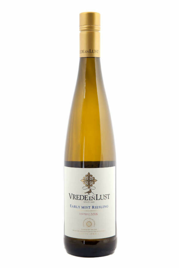 Riesling Early Mist Vrede & Lust