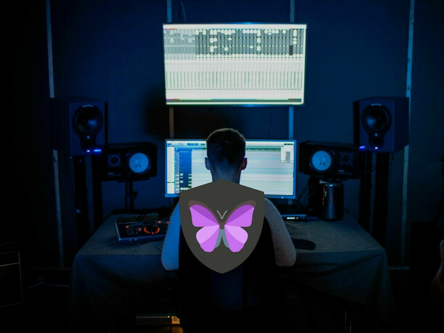 Mixing BUTTERFLY PAKET