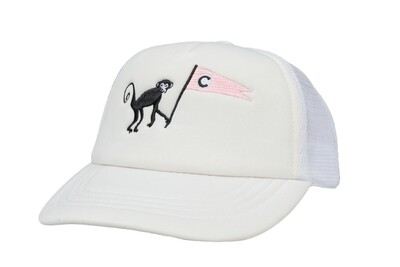 The Colony Hotel Kids Trucker Hat
