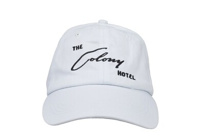 The Colony Hotel Baseball Hat