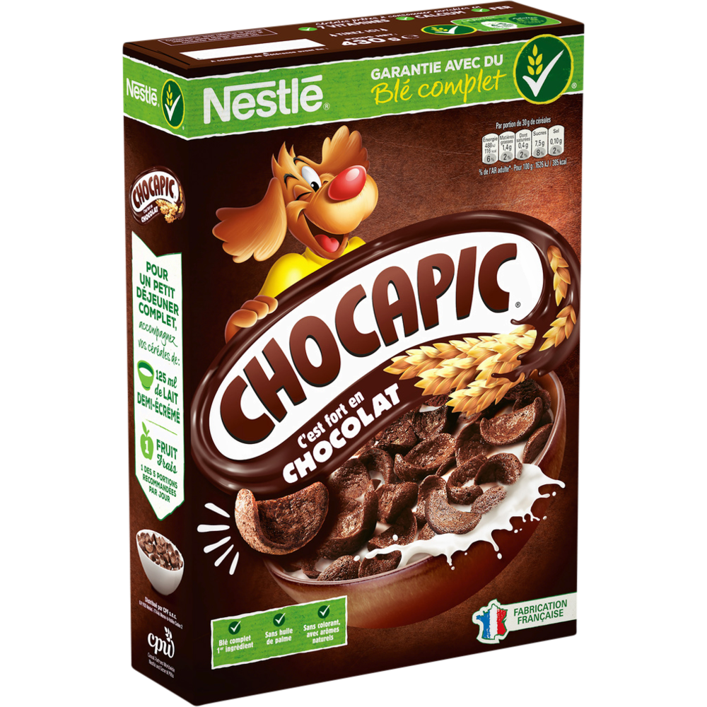 Chocapic Cereal 375G