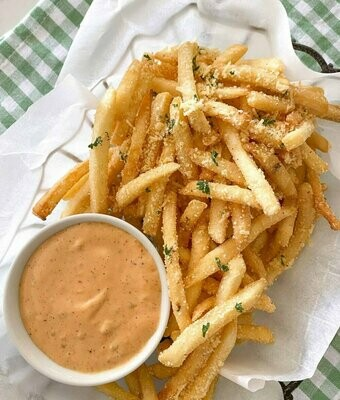 A Table French Fries 9*9 2.5KG