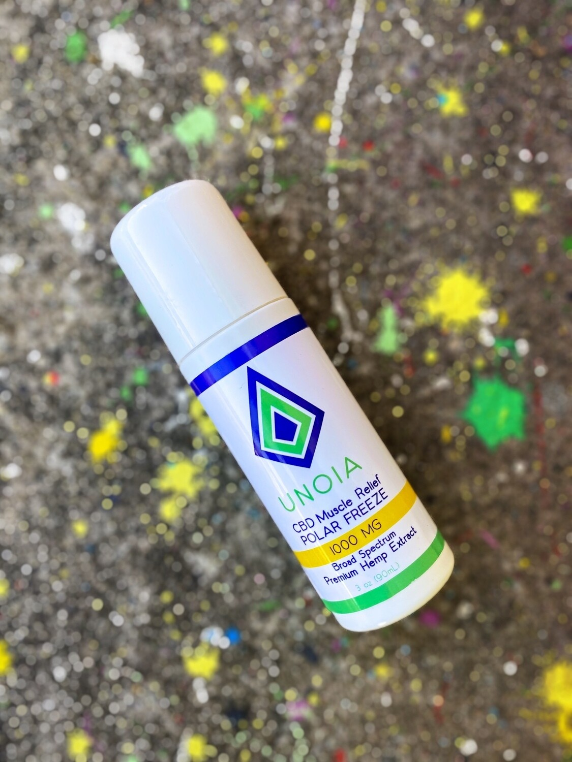CBD Muscle Relief Roll On