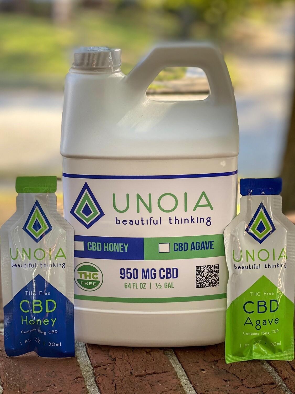 CBD Sweetener Half Gallon