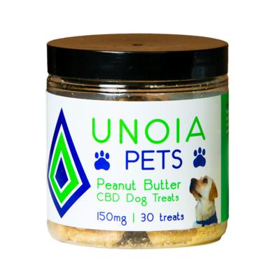 CBD Peanut Butter Pet Treats