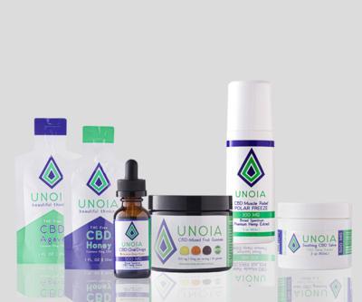 The Ultimate Unoia CBD Box