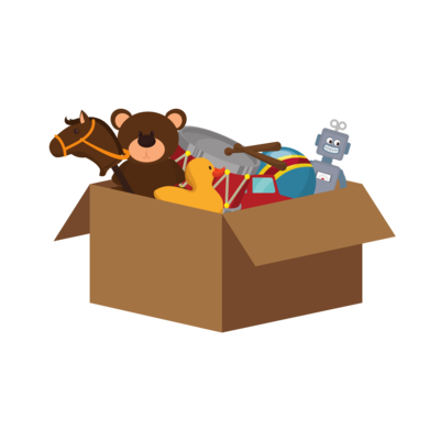Toy Gift Box