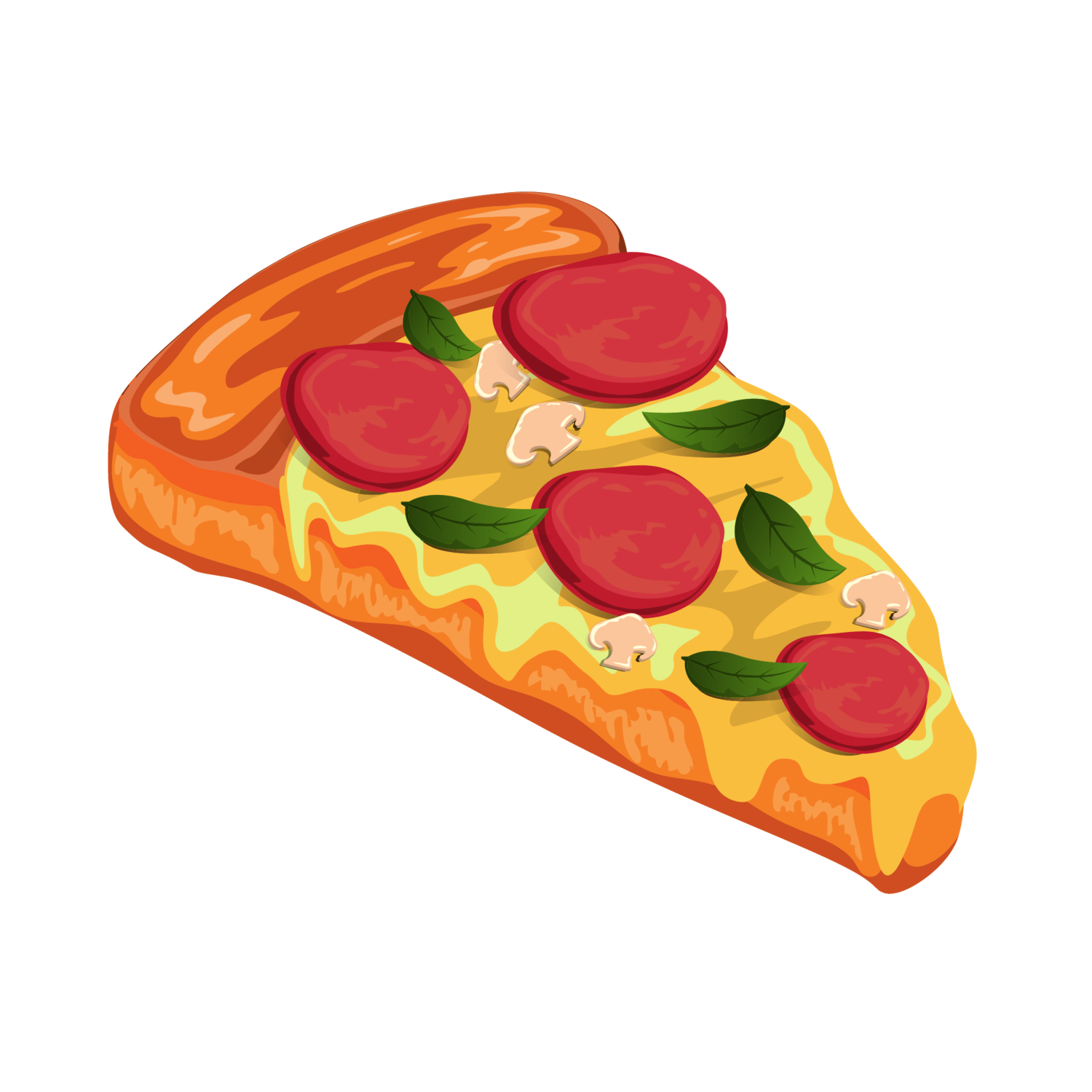 Pizza (Slice)