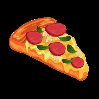 Pizza (Slice)