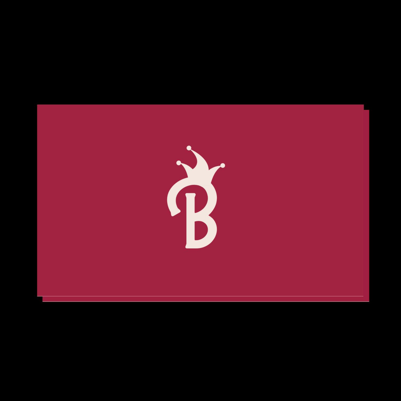 Bandit Pocket Cards (x50)
