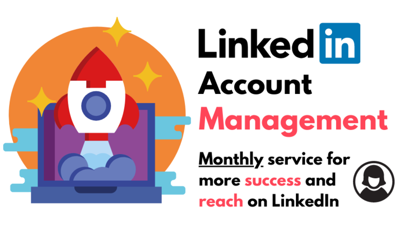 LinkedIn Account Management Services