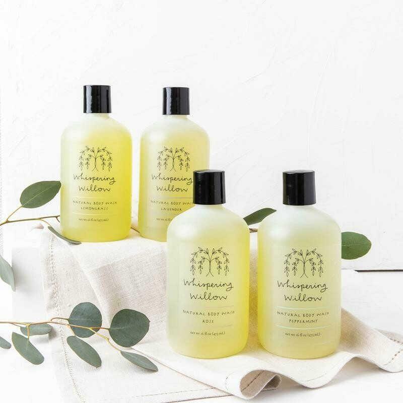 Whispering Willow Bath Wash