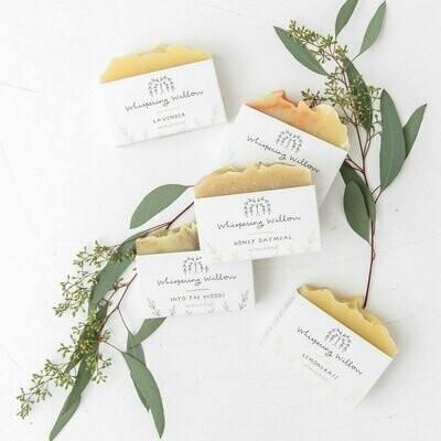 Whispering Willow Bar Soap