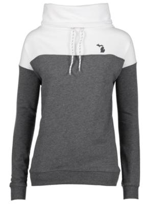 MA Cowl Sweatshirt