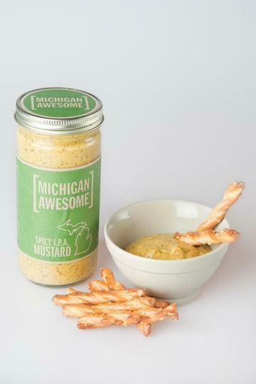 Spicy IPA Mustard