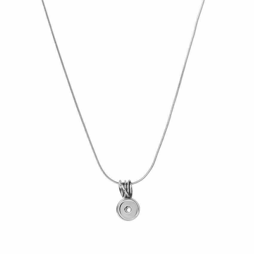 Electric Pendant Necklace