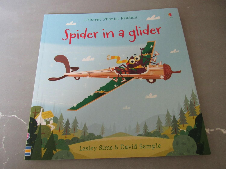 Spider in a glider book