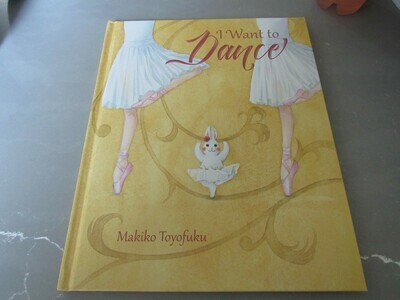 I Want to Dance Book