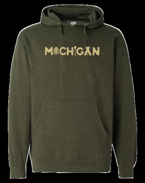 Michigan Outdoors Hoodie