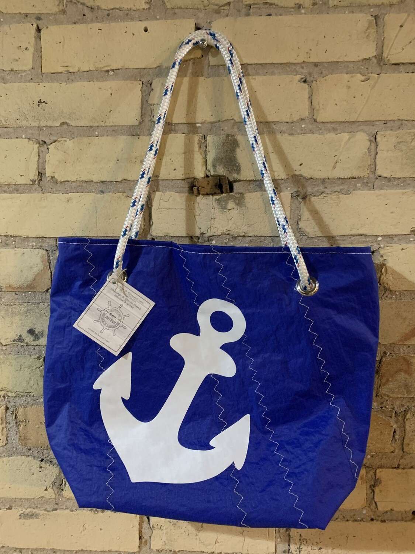 Shoulder Bag - Sail Anew