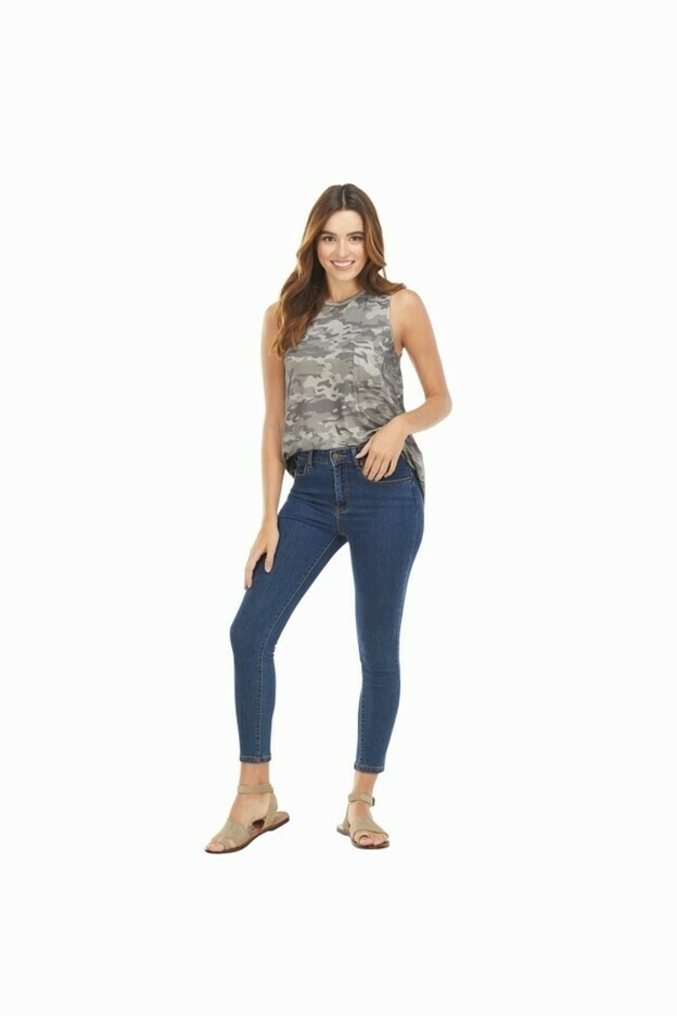 Blue Darcy  Jeans