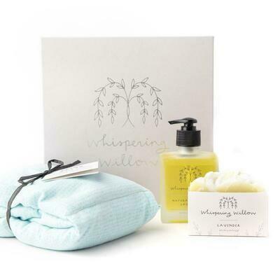Whispering Willow Rest & Renew Gift Set