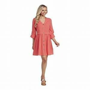 Addison Button-Down Dress