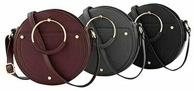Circle Crossbody Handbag