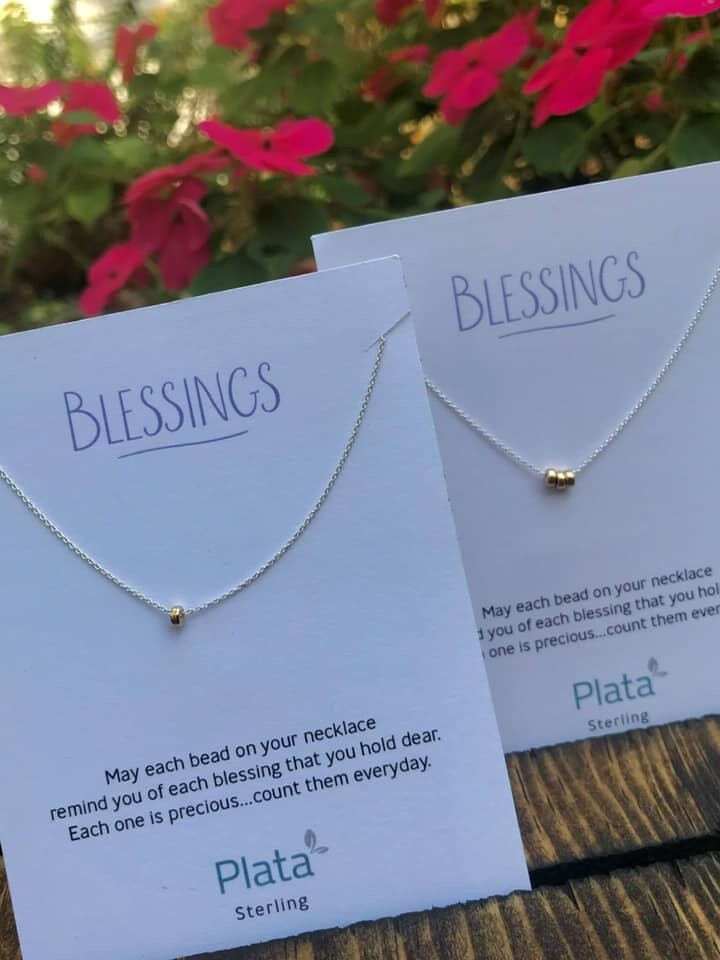 Blessings Necklace - 16-18