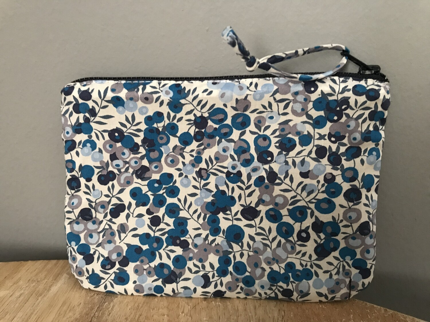 Wiltshire Blue Pouch