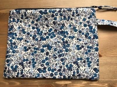 Bolso de mano Wiltshire Blue