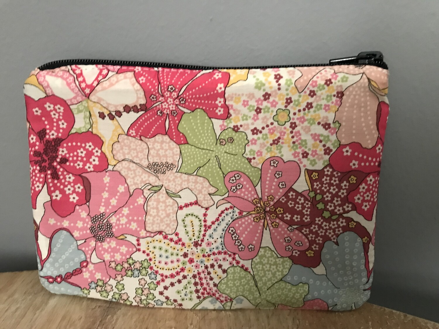 Mauvey Pink Pouch